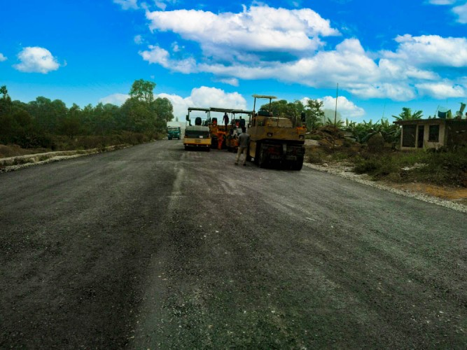 Upgrading of Galchi-Trishuli-Mailung Road to Dedicated Double Lane Standard