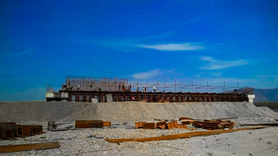 Design and Build of Rapti Khola Bridge